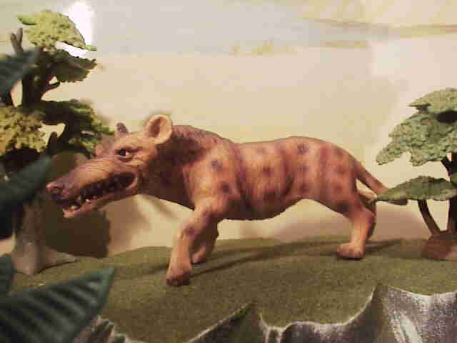 Bullyland Andrewsarchus, from there mammal series. Bullyland has a large line of well done prehistoric mammals.