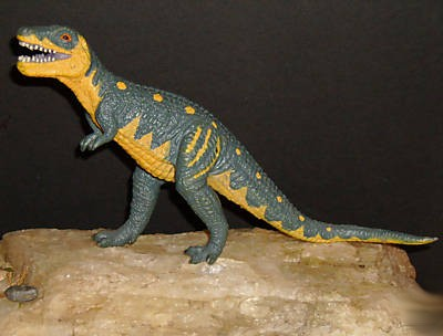 AAA Tyrannosaurs with Battat colors