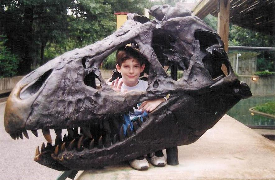 Taliesin and the T rex