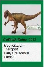 CollectA Deluxe Neovenator