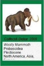 CollectA Deluxe Mammoth